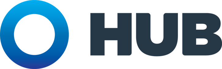 HUB International - HUB International logo in footer